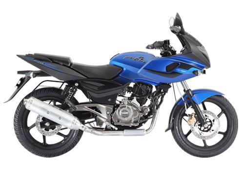 pulsar 200 blue bikes