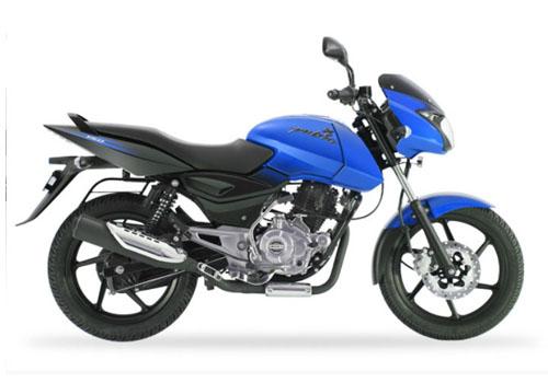 pulsar 150 blue bikes