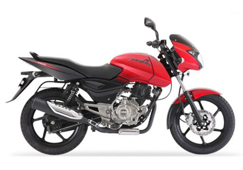 pulsar 180 red bikes