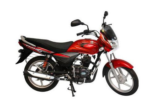 platina 100 red bikes